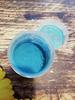 Краситель-пыльца цв. бирюзовый