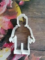 """Форма для пряника """"Лего"""" цв. микс"""