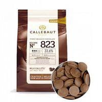 Шоколад  Callebaut молочный 33,6%, 500гр. Бельгия