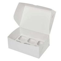 Коробка для 6 капкейков