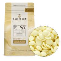 Шоколад  Callebaut белый 28%, 100гр. Бельгия