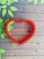 """Форма для пряника """"сердце маленькое"""" 6см"""
