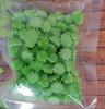 сахарные фигурки мини-безе зеленые (размер 1см)