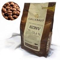 Шоколад  Callebaut молочный 33,6%, 100гр. Бельгия
