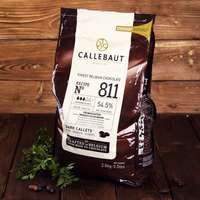 Шоколад темный Callebaut 54,5% 2,5 кг. Бельгия