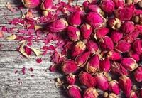 Бутоны мини роз для десертов (25-28шт)