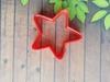 """Форма для пряника """"звезда маленькая"""" 6см"""