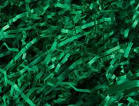 Бумажный наполнитель цвет изумруд