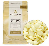 Шоколад  Callebaut белый 28%, 500гр. Бельгия