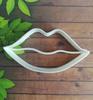 """форма для пряников """"губы"""""""