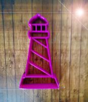 """Форма для пряников с оттиском """"маяк"""" цв. микс"""
