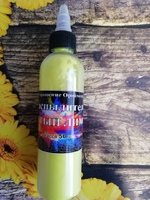 Краситель-распылитель с эффектом аэрографа, цв. желтый лимон