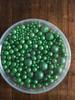 Посыпка Сахарные шарики разного диаметра микс 30, не жесткие, 100гр