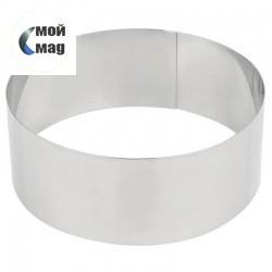 Кольцо кондитерское D200/H80мм