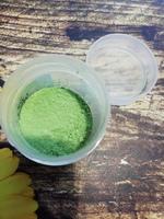 Краситель-пыльца цв. зеленый