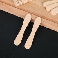 Палочки деревянные для мороженого, 50 шт, 9,4×1,7 см