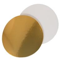 Подложка усиленная 30см, толщина 1,5мм, цвет золото-жемчуг