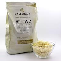 ШОКОЛАД Callebaut белый 25,9%, 2.5кг, Бельгия