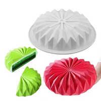 форма для муссовых десертов   «Оригами», цвет белый