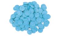Глазурь кондитерская голубая, 100гр