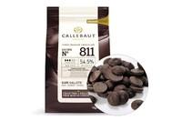 Шоколад  Callebaut темный 54,5%, 100гр. Бельгия