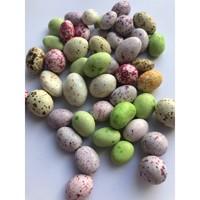 """Драже цветное шоколадное с орехом """"Яйца дракона"""" (арахис) 50г."""