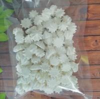 сахарные фигурки мини-безе белые (размер 1см)