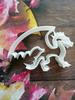 """Форма для пряника """"дракон"""" цв. микс"""