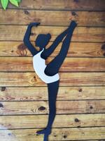 гимнастка (белая)