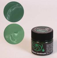 Краситель сухой жирорастворимый Caramella Темно-Зеленый 5 гр