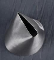 Насадка кондитерская «Лепесток», d=3,4 см, вых. 2,3 см