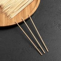 Набор шпажек деревянных 15 см, d=3 мм, 85-90 шт