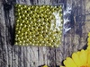 Посыпка шарики золото 0.3мм №20