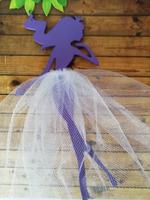 девочка с юбочкой3  девочка (цв фиолетовый. юбочка белый (фатин))