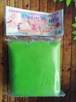 Сахарная мастика Фанси светло зеленая 500гр